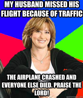 my husband missed his flight because of traffic the airplane - Sheltering Suburban Mom