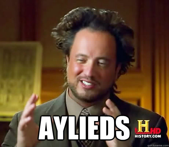 aylieds - Ancient Aliens