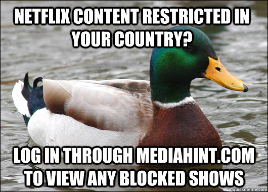 netflix content restricted in your country log in through  - Actual Advice Mallard