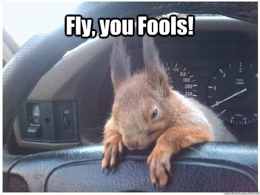 fly you fools - 