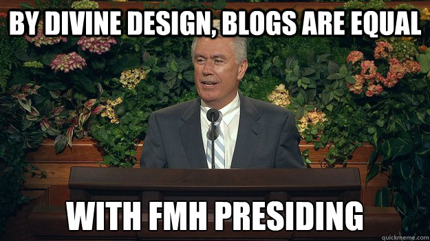 by divine design blogs are equal with fmh presiding - 