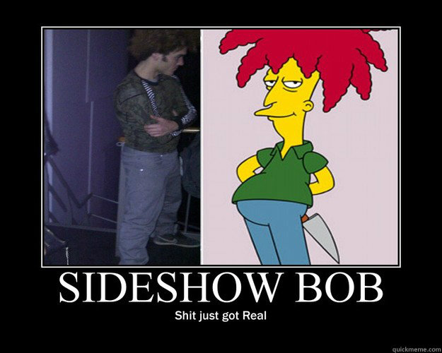 60 - Sideshow bob