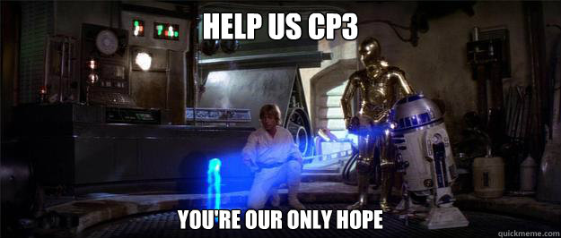 help us cp3 youre our only hope -