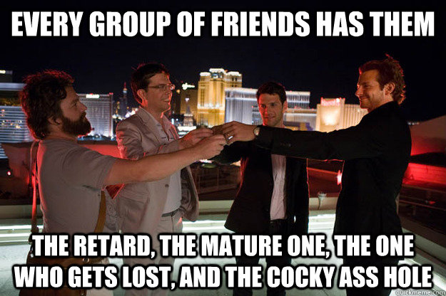 Every Group Of Friends 49