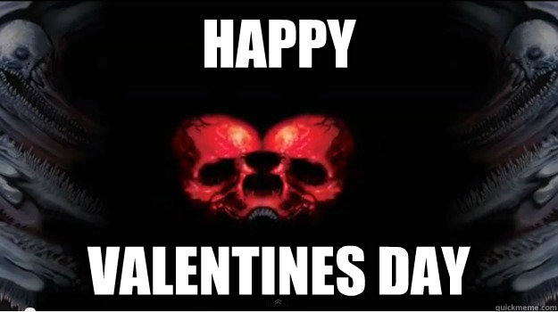 happy valentines day - Six feet under valentines