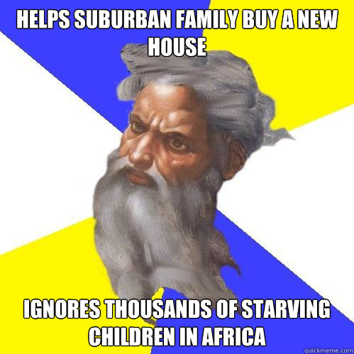 helps suburban family buy a new house ignores thousands of s - Advice God