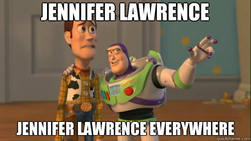 jennifer lawrence jennifer lawrence everywhere - Everywhere