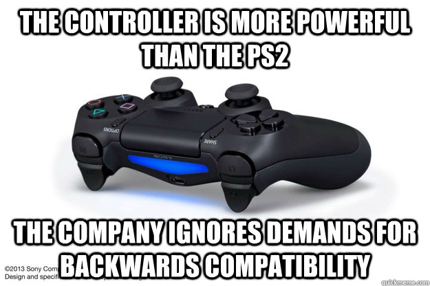 the controller is more powerful than the ps2 the company ign - Playstation 4 Controller