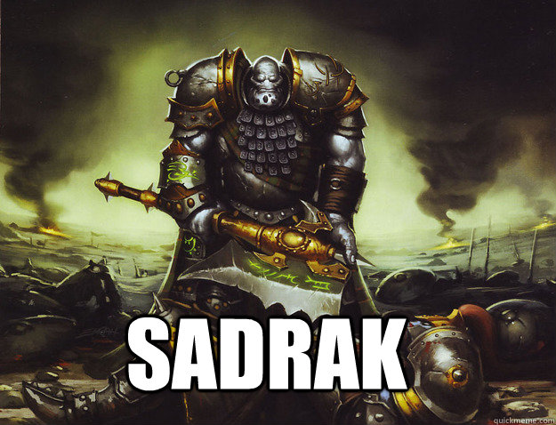 sadrak - 