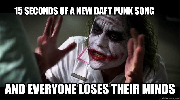 Funny Internet Meme Songs : The funniest daft punk memes so far complex