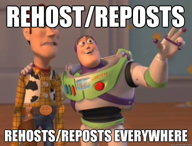 rehostreposts rehostsreposts everywhere - toystory everywhere