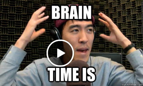 brain time is -