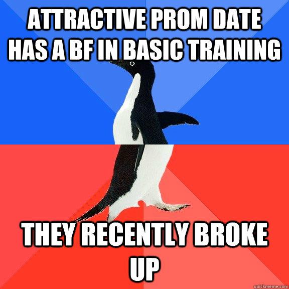 dating basic training