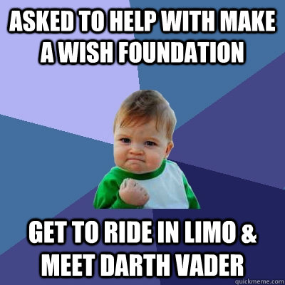 how to help make a wish foundation