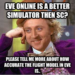 Eve Online is a better..