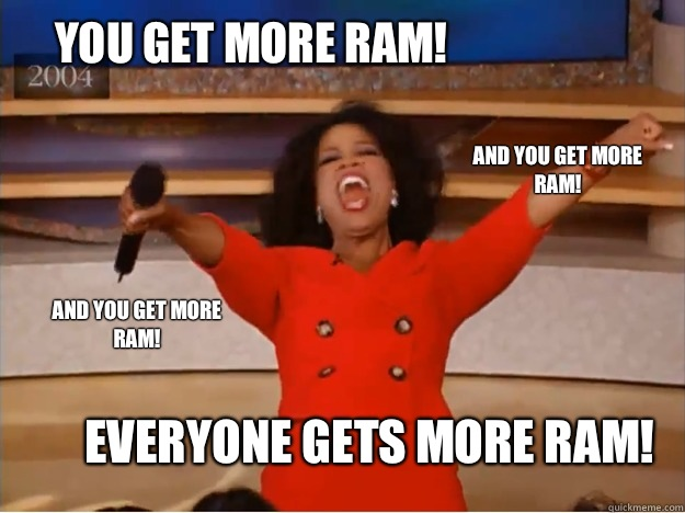 Image result for more ram