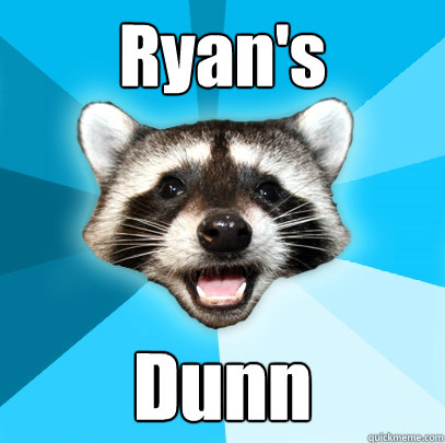 ryans dunn - Lame Pun Coon