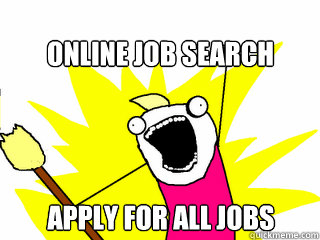online job search apply for all jobs - All The Things