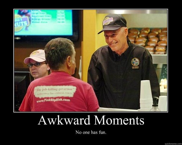 awkward moments no one has fun - LOLCat