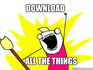 all the things download - All The Things