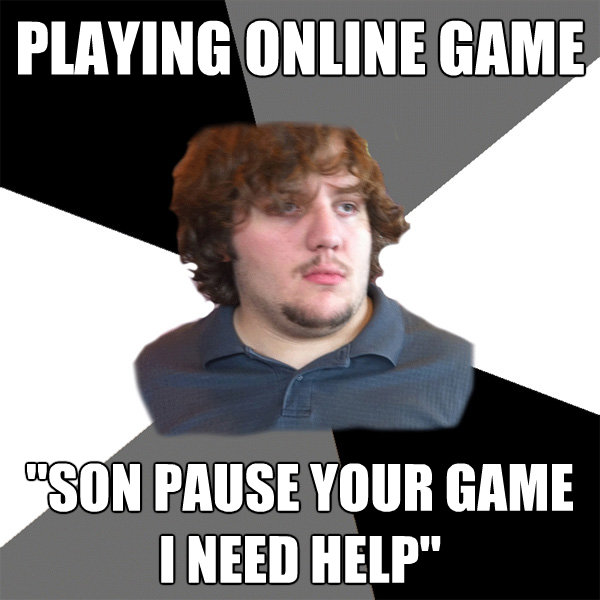 playing online game son pause your game i need help - Family Tech Support Guy