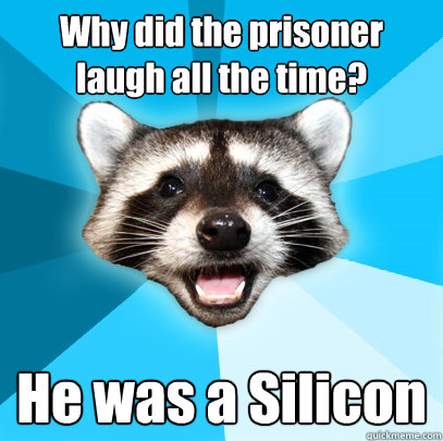 prisoner laugh