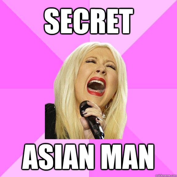 secret asian man - Wrong Lyrics Christina